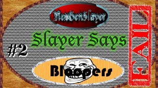 "MW3: Slayer Says (Simon Says) Fail Episode ""There"