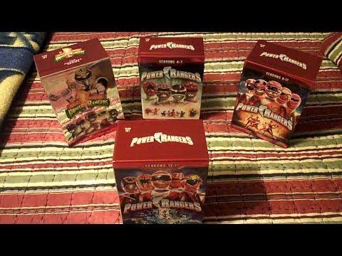 Power Rangers Final Mega Set Review