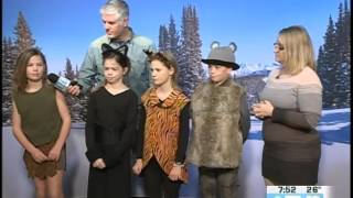 "Homestake Peak School Play ""The Jungle Book&q"