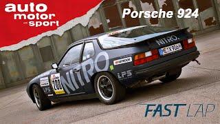 Porsche 924: Vom Hausfrauen-Porsche zum Track-Tool? - Fast Lap | auto motor und sport