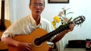 Một mùa xuân nho nhỏ - Đệm hát guitar - Valse