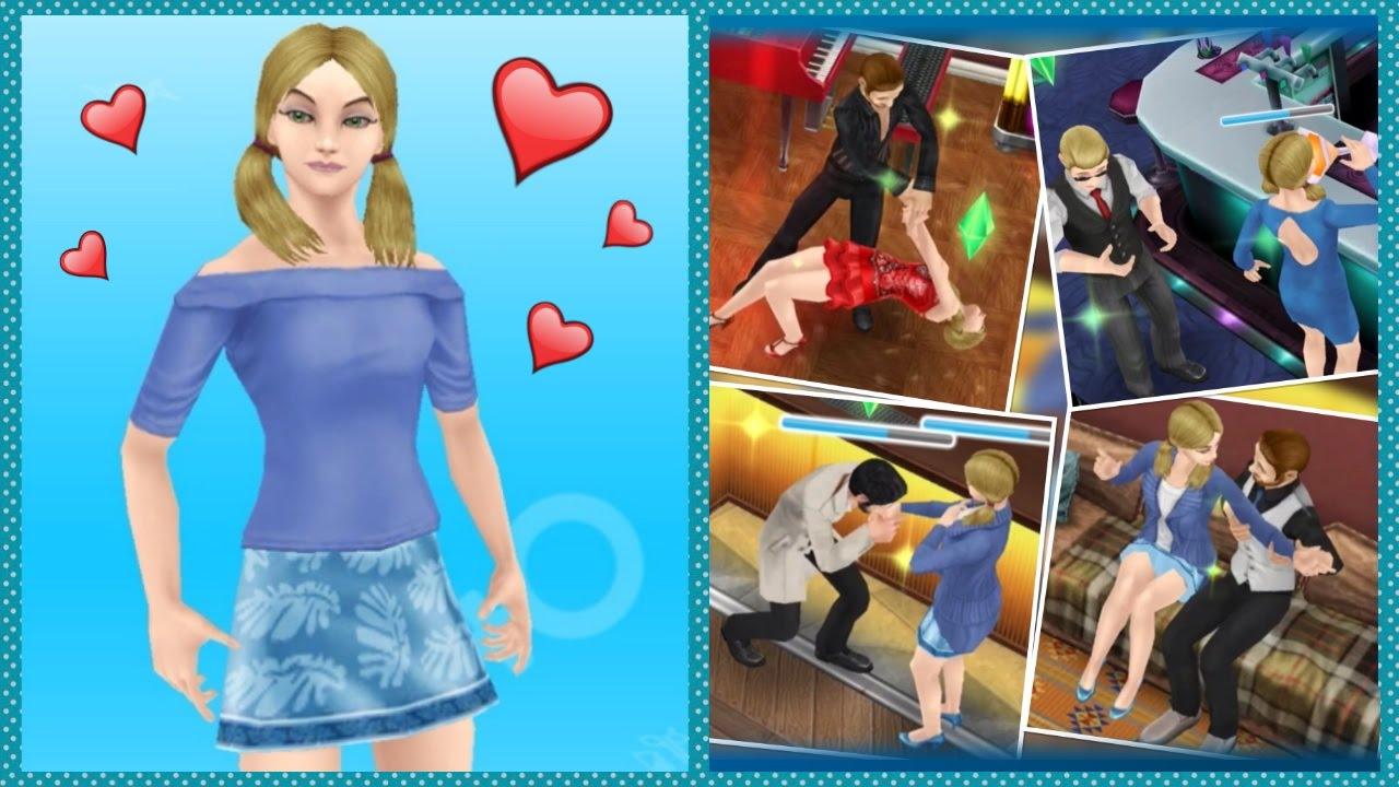 Sims Freeplay || ¡Buscando novio para Jennifer! Citas amorosas ...