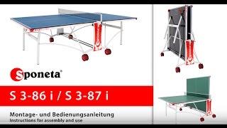 Купить теннисный стол в Кишиневе(Купить теннисный стол Sponeta ExpertLine S 3-87 i в Кишиневе Sponeta - немецкое качество теннисных столов! www.megasport.md - здесь..., 2015-10-28T12:43:41.000Z)