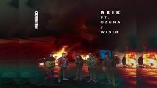 Me niego Reik ft Ozuna audio 2018
