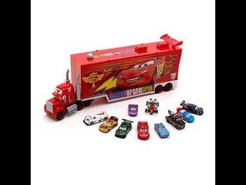 Disney pixar cars truck haulers autos vehiculos camiones - Juguetes cars disney ...