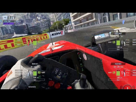 Project Cars 2 Racing Single Seaters Online in VR