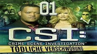 Let's Play CSI: Tödliche Verschwörung #01 - Das Überraschungs-Spa (Deutsch & HD)