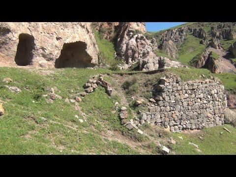 Пещерные города Армении ( Cave Cities Of Armenia)