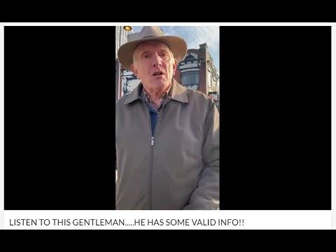 LISTEN TO THIS GENTLEMAN  - HE HAS SOME VALID INFO!!