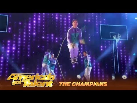 DDF Crew: Holland's Got Talent Winners Go For World Champion Title   America's Got Talent: Champions