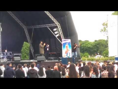 Nafees - Dil Jaaniye Live Performance @ Newcastle Mela 2017