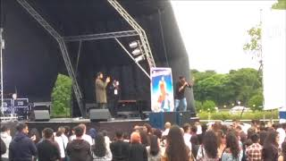 Nafees - Dil Jaaniye Live Performance @ Newcastle Mela 2017 Mp3