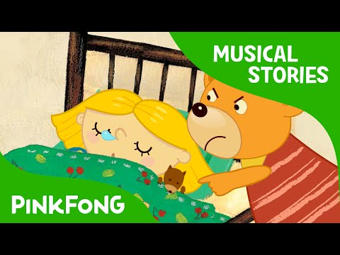Baixar Goldilocks and the Three Bears | Fairy Tales | Musical | PINKFONG Story Time for Children