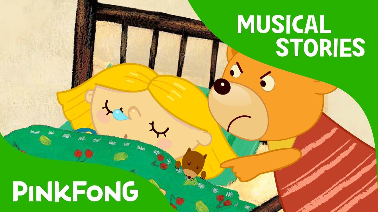 Resultado de imagen de Goldilocks and the Three Bears | Fairy Tales | Musical | PINKFONG Story Time for Children