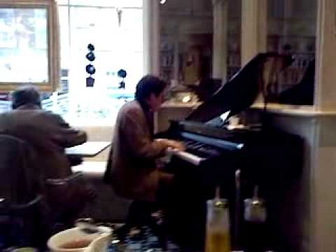 Beautiful music in my local coffee house youtube for Local house music
