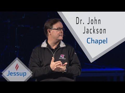 Jessup Chapel: Dr. John Jackson (2017.01.11)