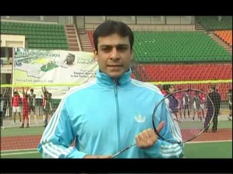 TV Commercial Punjab Sports Festival 2012 and Chairman Sports Board Punjab's message