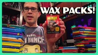 Vintage Wax Packs Collection!