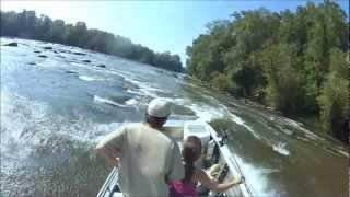 Aluminum Jet Boat