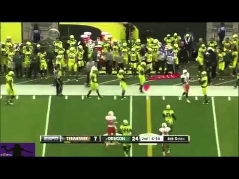 Justin Worley vs. Oregon (2013)