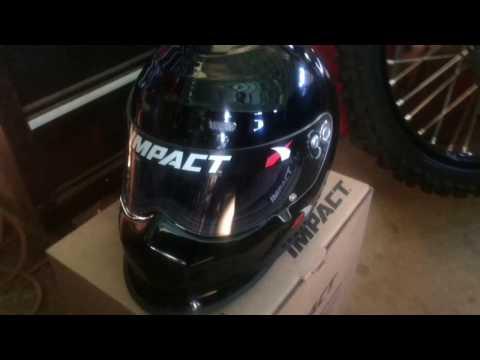 Impact Racing Champ Helmet SA2015