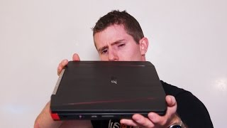 Slim Gaming Notebook for $800