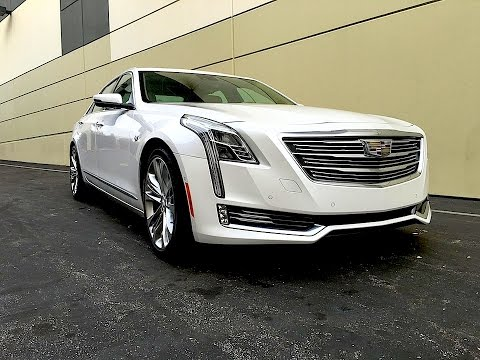 2016 Cadillac CT6 3.0 Twin Turbo FIRST DRIVE REVIEW 2 of 3