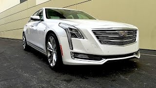 2016 Cadillac CT6 3.0 Twin Turbo FIRST DRIVE REVIEW  (2 of 3)