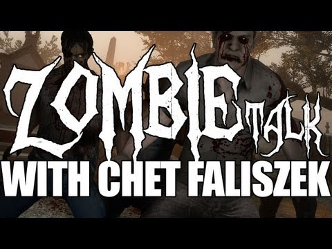 Zombie Talk with Left 4 Dead Writer Chet Faliszek