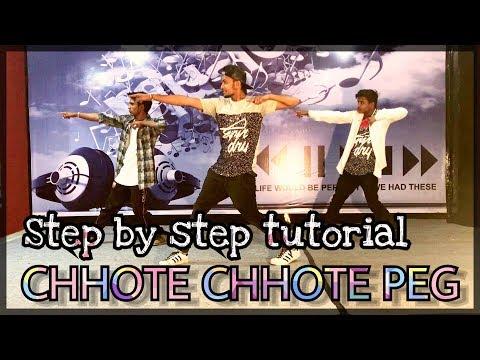 Chhote Chhote Peg | Dance Tutorial (step by step) | Honey singh , Neha Kakkar |  AD Group Of Dance