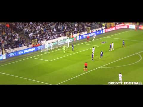 Zlatan Ibrahimovic - Inspirational - 4 Goals vs Anderlecht HD/HQ 2013