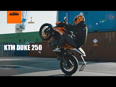 KTM Duke 250 | Official Video