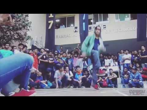 BBoy Flexx judge showcase | Make Manifest vol.2 | BeastMode Crew India