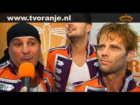 Santa Rosa op TV Oranje