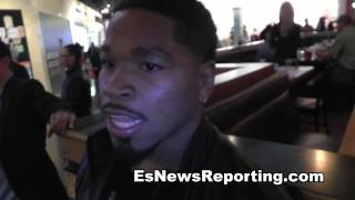 shawn porter on mayweather vs pacquiao fight - EsNews Boxing