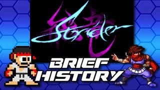 A Brief History of Strider