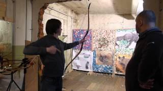 Traditional Shooting Lesson 2. Урок традиционной стрельбы