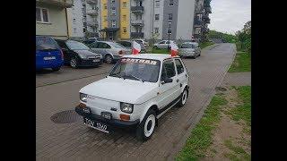 Oto Malanek po remoncie!!! Odnowiony FIAT 126P
