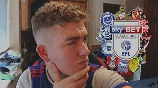EFL League One Predictions 19/20 (Competition + Giveaway)