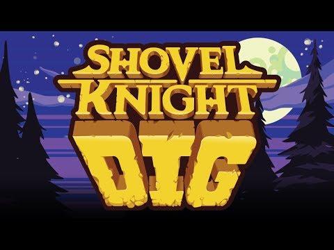 Shovel Knight Dig Trailer