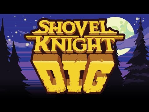 Shovel Knight' Goes 16-Bit in first 'Shovel Knight Dig' Trailer