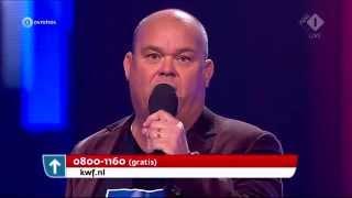 Carel Kraayenhof: Als je ooit weggaat (Sta op tegen kanker, 19 november 2014) 1080p HD