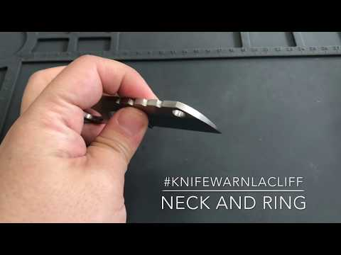 Review Time NECK AND RING #Knifewarnlacliff By CFFThailand