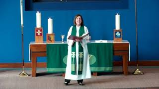 United Lutheran Church in Grand Forks, ND - Worship for Sunday, September 26, 2021