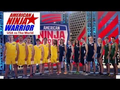 American Ninja Warrior - USA Vs The World| Akachak