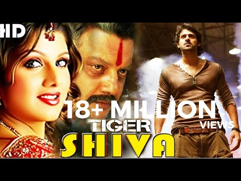 Tiger Shiva | Hindi Dubbed Full Action Movie | New Release |