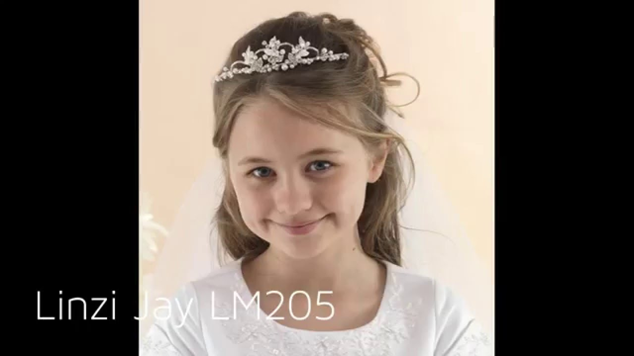 communion tiaras 2016 for all little girls communion hairstyles