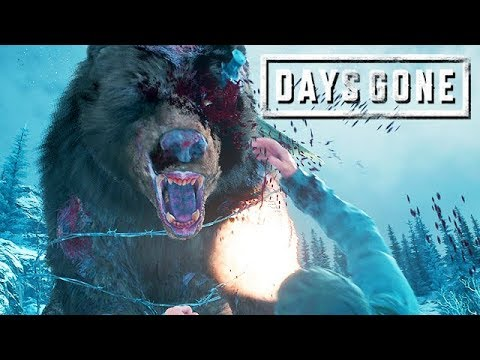 Days Gone Gameplay German #86 - Der Bär und O'Brian