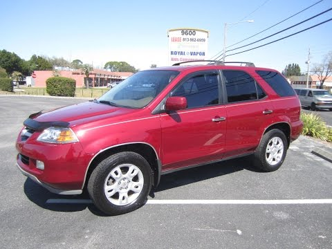 SOLD 2005 Acura MDX Touring w/Nav Meticulous Motors Inc Florida For Sale