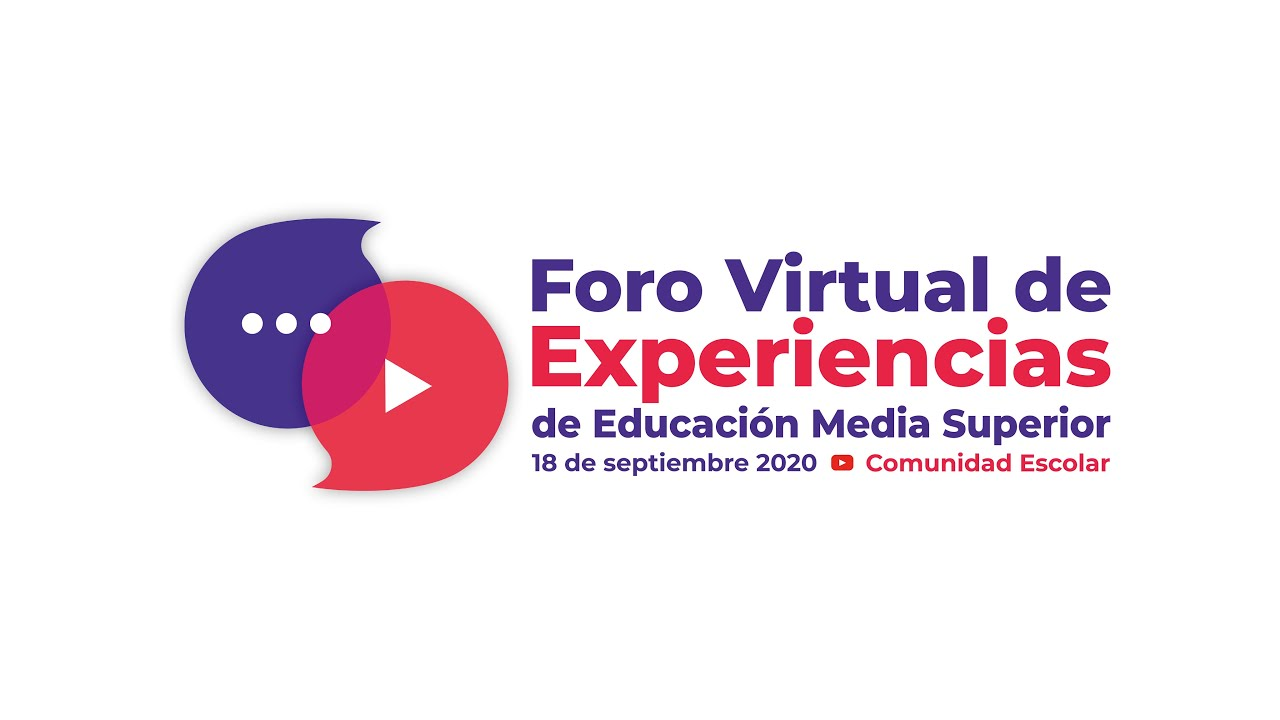 """Foro: """"Experiencias Exitosas de Educación a Distancia en Tiempos de Pandemia"""""""